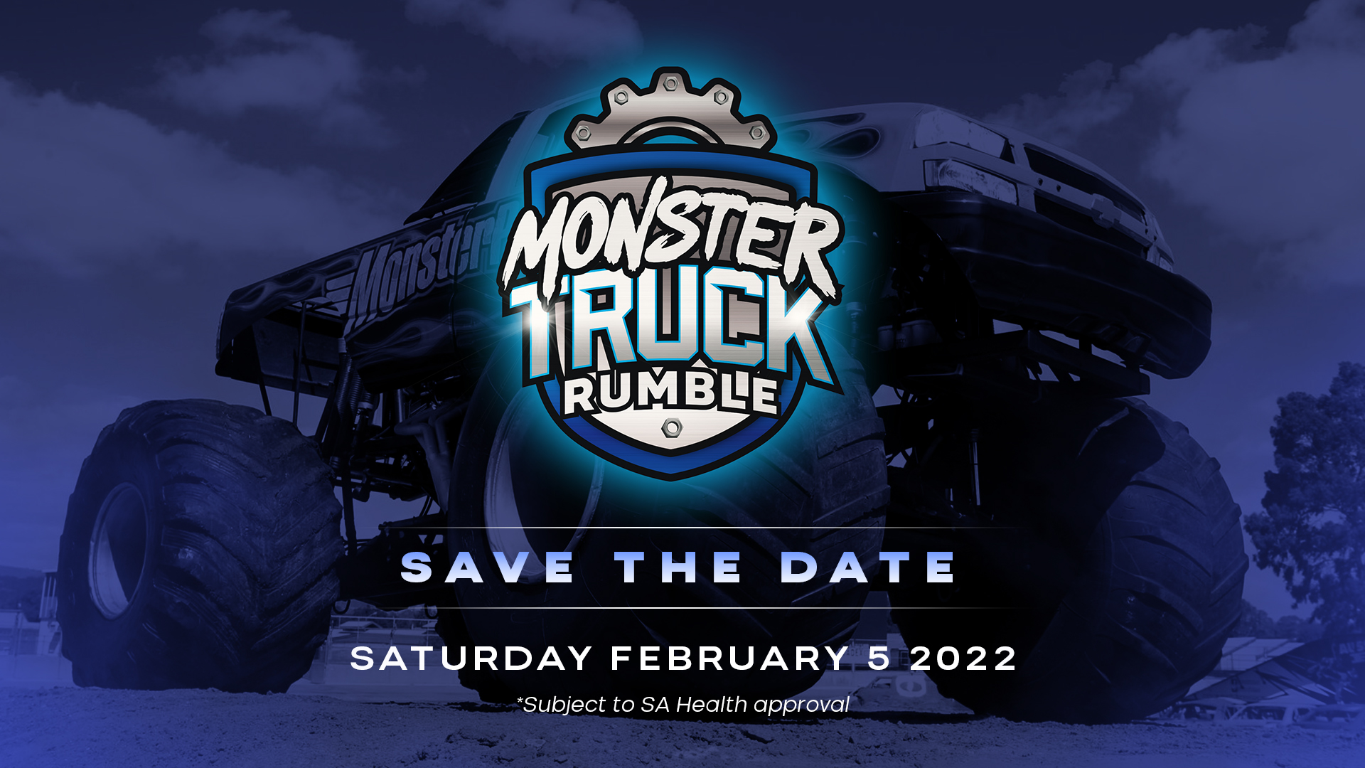Monster Truck Rumble SAT FEB 5, 2022